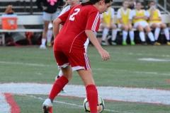 CIAC Girls Soccer; Wolcott vs. Watertown - Photo # 648