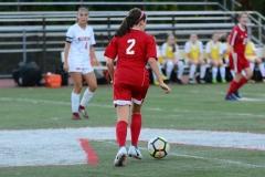 CIAC Girls Soccer; Wolcott vs. Watertown - Photo # 651