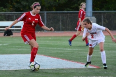 CIAC Girls Soccer; Wolcott vs. Watertown - Photo # 656