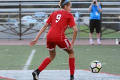 CIAC Girls Soccer; Wolcott vs. Watertown - Photo # 671