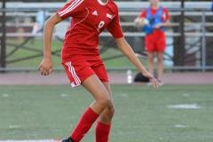 CIAC Girls Soccer; Wolcott vs. Watertown - Photo # 672