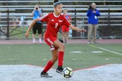 CIAC Girls Soccer; Wolcott vs. Watertown - Photo # 673