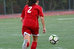 CIAC Girls Soccer; Wolcott vs. Watertown - Photo # 677