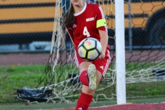 CIAC Girls Soccer; Wolcott vs. Watertown - Photo # 698
