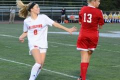 CIAC Girls Soccer; Wolcott vs. Watertown - Photo # 700