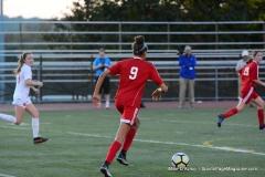 CIAC Girls Soccer; Wolcott vs. Watertown - Photo # 705