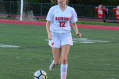 CIAC Girls Soccer; Wolcott vs. Watertown - Photo # 707