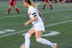 CIAC Girls Soccer; Wolcott vs. Watertown - Photo # 712
