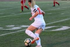 CIAC Girls Soccer; Wolcott vs. Watertown - Photo # 713