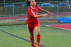 CIAC Girls Soccer; Wolcott vs. Watertown - Photo # 722