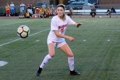 CIAC Girls Soccer; Wolcott vs. Watertown - Photo # 724