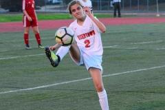 CIAC Girls Soccer; Wolcott vs. Watertown - Photo # 726