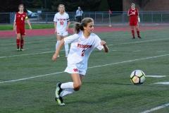 CIAC Girls Soccer; Wolcott vs. Watertown - Photo # 727