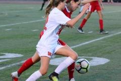 CIAC Girls Soccer; Wolcott vs. Watertown - Photo # 730