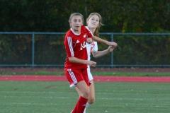 CIAC Girls Soccer; Wolcott vs. Watertown - Photo # 735