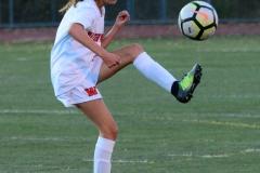 CIAC Girls Soccer; Wolcott vs. Watertown - Photo # 736