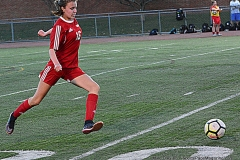 CIAC Girls Soccer; Wolcott vs. Watertown - Photo # 753