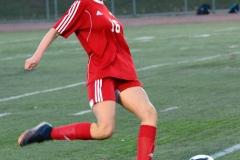 CIAC Girls Soccer; Wolcott vs. Watertown - Photo # 754