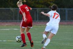 CIAC Girls Soccer; Wolcott vs. Watertown - Photo # 757