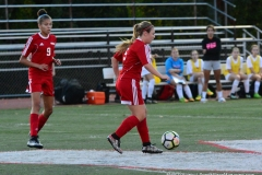 CIAC Girls Soccer; Wolcott vs. Watertown - Photo # 767