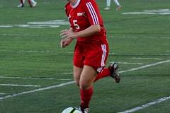 CIAC Girls Soccer; Wolcott vs. Watertown - Photo # 778