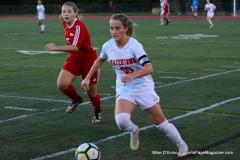 CIAC Girls Soccer; Wolcott vs. Watertown - Photo # 779