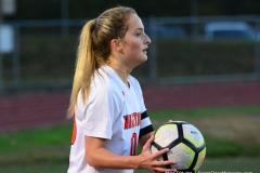 CIAC Girls Soccer; Wolcott vs. Watertown - Photo # 783