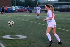 CIAC Girls Soccer; Wolcott vs. Watertown - Photo # 786