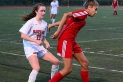 CIAC Girls Soccer; Wolcott vs. Watertown - Photo # 810