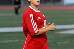 CIAC Girls Soccer; Wolcott vs. Watertown - Photo # 818