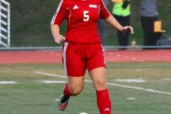 CIAC Girls Soccer; Wolcott vs. Watertown - Photo # 823