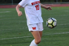 CIAC Girls Soccer; Wolcott vs. Watertown - Photo # 835