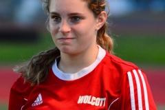 CIAC Girls Soccer; Wolcott vs. Watertown - Photo # 838