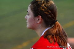 CIAC Girls Soccer; Wolcott vs. Watertown - Photo # 839