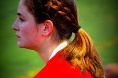 CIAC Girls Soccer; Wolcott vs. Watertown - Photo # 841