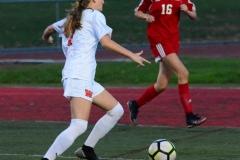 CIAC Girls Soccer; Wolcott vs. Watertown - Photo # 850