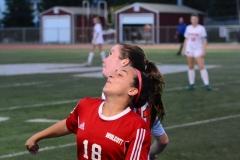 CIAC Girls Soccer; Wolcott vs. Watertown - Photo # 860