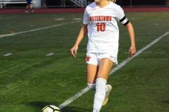 CIAC Girls Soccer; Wolcott vs. Watertown - Photo # 884