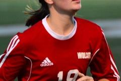 CIAC Girls Soccer; Wolcott vs. Watertown - Photo # 908
