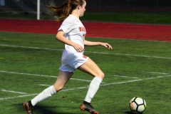 CIAC Girls Soccer; Wolcott vs. Watertown - Photo # 945