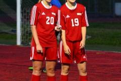 CIAC Girls Soccer; Wolcott vs. Watertown - Photo # 946