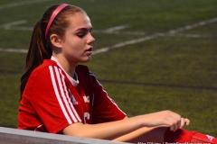 CIAC Girls Soccer; Wolcott vs. Watertown - Photo # 957