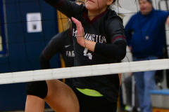 CIAC Girls Volleyball; Bristol Eastern vs. Farmington - Photo # 070