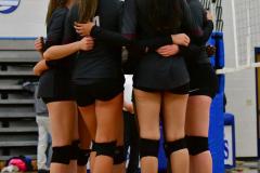 CIAC Girls Volleyball; Bristol Eastern vs. Farmington - Photo # 1027