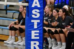 CIAC Girls Volleyball; Bristol Eastern vs. Farmington - Photo # 1082