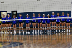 CIAC Girls Volleyball; Bristol Eastern vs. Farmington - Photo # 312