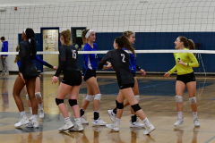 CIAC Girls Volleyball; Bristol Eastern vs. Farmington - Photo # 324