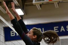 CIAC Girls Volleyball; Bristol Eastern vs. Farmington - Photo # 464