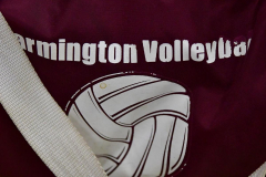 CIAC Girls Volleyball; Bristol Eastern vs. Farmington - Photo # 534