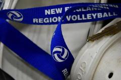 CIAC Girls Volleyball; Bristol Eastern vs. Farmington - Photo # 544